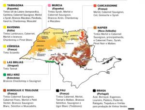 Mapa SP Vinho